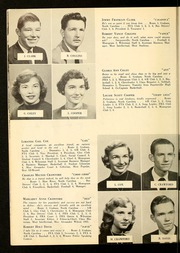 Page 14, 1955 Edition, Alexander Wilson High School - Wilsonian Yearbook (Graham, NC) online yearbook collection