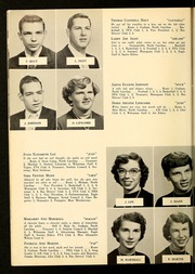 Page 16, 1955 Edition, Alexander Wilson High School - Wilsonian Yearbook (Graham, NC) online yearbook collection
