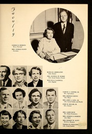 Page 9, 1955 Edition, Alexander Wilson High School - Wilsonian Yearbook (Graham, NC) online yearbook collection