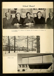 Page 12, 1956 Edition, Alexander Wilson High School - Wilsonian Yearbook (Graham, NC) online yearbook collection