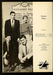 Page 14, 1956 Edition, Alexander Wilson High School - Wilsonian Yearbook (Graham, NC) online yearbook collection