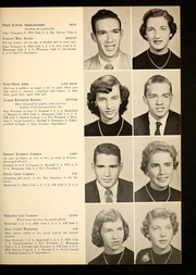Page 15, 1956 Edition, Alexander Wilson High School - Wilsonian Yearbook (Graham, NC) online yearbook collection