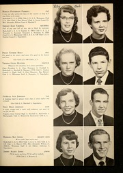 Page 17, 1956 Edition, Alexander Wilson High School - Wilsonian Yearbook (Graham, NC) online yearbook collection