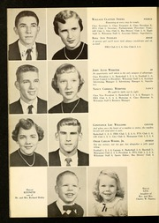 Alexander Wilson High School - Wilsonian Yearbook (Graham, NC) online yearbook collection, 1956 Edition, Page 20