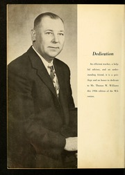Page 6, 1956 Edition, Alexander Wilson High School - Wilsonian Yearbook (Graham, NC) online yearbook collection