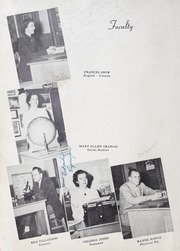 Page 10, 1952 Edition, Copeland High School - Windswept Echoes Yearbook (Copeland, NC) online yearbook collection