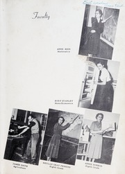 Page 11, 1952 Edition, Copeland High School - Windswept Echoes Yearbook (Copeland, NC) online yearbook collection