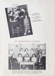 Page 12, 1952 Edition, Copeland High School - Windswept Echoes Yearbook (Copeland, NC) online yearbook collection