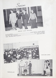 Page 15, 1952 Edition, Copeland High School - Windswept Echoes Yearbook (Copeland, NC) online yearbook collection