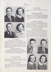 Page 16, 1952 Edition, Copeland High School - Windswept Echoes Yearbook (Copeland, NC) online yearbook collection