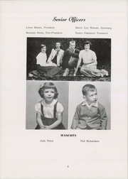 Page 12, 1949 Edition, Siler City High School - Seniorogue Yearbook (Siler City, NC) online yearbook collection