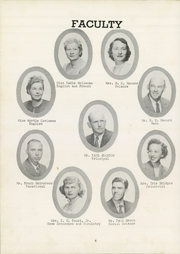 Page 10, 1950 Edition, Siler City High School - Seniorogue Yearbook (Siler City, NC) online yearbook collection