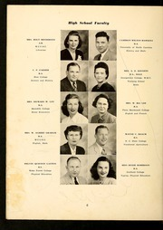 Page 10, 1948 Edition, E M Holt High School - Reg O Ala Yearbook (Burlington, NC) online yearbook collection
