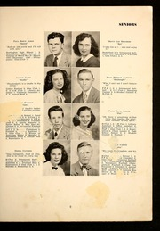 Page 13, 1948 Edition, E M Holt High School - Reg O Ala Yearbook (Burlington, NC) online yearbook collection