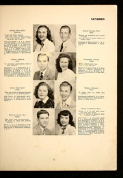 Page 15, 1948 Edition, E M Holt High School - Reg O Ala Yearbook (Burlington, NC) online yearbook collection