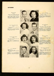 Page 16, 1948 Edition, E M Holt High School - Reg O Ala Yearbook (Burlington, NC) online yearbook collection