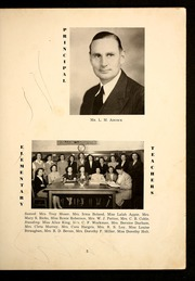 Page 9, 1948 Edition, E M Holt High School - Reg O Ala Yearbook (Burlington, NC) online yearbook collection