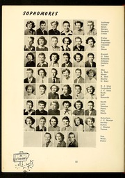 Page 16, 1951 Edition, E M Holt High School - Reg O Ala Yearbook (Burlington, NC) online yearbook collection