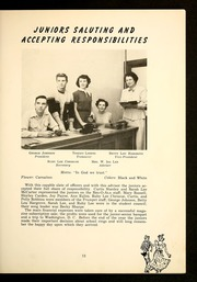 Page 17, 1951 Edition, E M Holt High School - Reg O Ala Yearbook (Burlington, NC) online yearbook collection