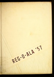Page 1, 1957 Edition, E M Holt High School - Reg O Ala Yearbook (Burlington, NC) online yearbook collection