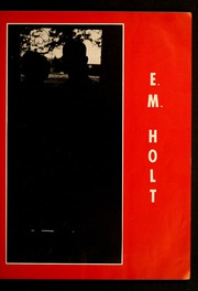 Page 11, 1957 Edition, E M Holt High School - Reg O Ala Yearbook (Burlington, NC) online yearbook collection