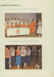 Page 17, 1958 Edition, E M Holt High School - Reg O Ala Yearbook (Burlington, NC) online yearbook collection