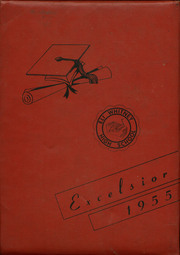 1955 Edition, Eli Whitney High School - Excelsior Yearbook (Eli Whitney, NC)
