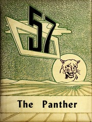 Page 1, 1957 Edition, Pinnacle High School - Panther Yearbook (Pinnacle, NC) online yearbook collection