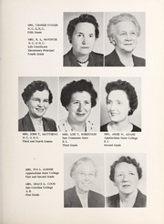 Page 13, 1957 Edition, Pinnacle High School - Panther Yearbook (Pinnacle, NC) online yearbook collection