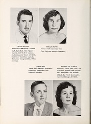 Page 16, 1957 Edition, Pinnacle High School - Panther Yearbook (Pinnacle, NC) online yearbook collection