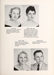 Page 17, 1957 Edition, Pinnacle High School - Panther Yearbook (Pinnacle, NC) online yearbook collection