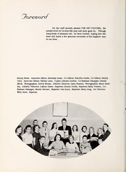 Page 8, 1957 Edition, Pinnacle High School - Panther Yearbook (Pinnacle, NC) online yearbook collection