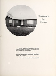 Page 9, 1957 Edition, Pinnacle High School - Panther Yearbook (Pinnacle, NC) online yearbook collection