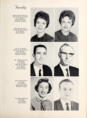 Page 11, 1963 Edition, Pinnacle High School - Panther Yearbook (Pinnacle, NC) online yearbook collection