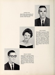 Page 16, 1963 Edition, Pinnacle High School - Panther Yearbook (Pinnacle, NC) online yearbook collection