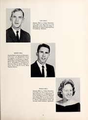 Page 17, 1963 Edition, Pinnacle High School - Panther Yearbook (Pinnacle, NC) online yearbook collection
