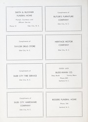 Page 54, 1953 Edition, Goldston High School - Gold Stone Yearbook (Goldston, NC) online yearbook collection