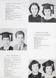 Page 19, 1954 Edition, Goldston High School - Gold Stone Yearbook (Goldston, NC) online yearbook collection