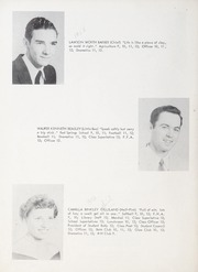 Page 16, 1957 Edition, Goldston High School - Gold Stone Yearbook (Goldston, NC) online yearbook collection