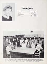 Page 8, 1957 Edition, Goldston High School - Gold Stone Yearbook (Goldston, NC) online yearbook collection