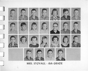 Page 12, 1958 Edition, Stovall High School - Memories Yearbook (Stovall, NC) online yearbook collection