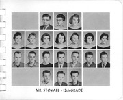 Page 5, 1958 Edition, Stovall High School - Memories Yearbook (Stovall, NC) online yearbook collection