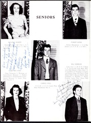 Page 10, 1947 Edition, Union High School - Acorn Yearbook (Vale, NC) online yearbook collection