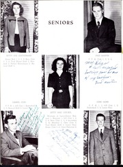 Page 12, 1947 Edition, Union High School - Acorn Yearbook (Vale, NC) online yearbook collection