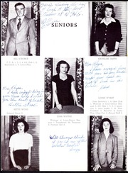 Page 14, 1947 Edition, Union High School - Acorn Yearbook (Vale, NC) online yearbook collection