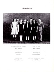 Page 16, 1947 Edition, Union High School - Acorn Yearbook (Vale, NC) online yearbook collection