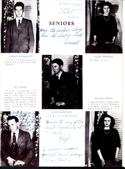 Page 8, 1947 Edition, Union High School - Acorn Yearbook (Vale, NC) online yearbook collection