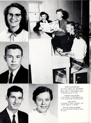 Page 12, 1956 Edition, Union High School - Acorn Yearbook (Vale, NC) online yearbook collection