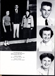 Page 17, 1956 Edition, Union High School - Acorn Yearbook (Vale, NC) online yearbook collection