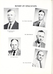 Page 8, 1956 Edition, Union High School - Acorn Yearbook (Vale, NC) online yearbook collection